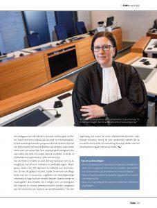 Interview.Privacy van werknemer.advocaat S. van de Griek